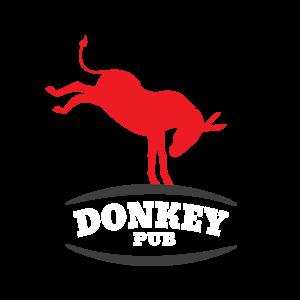Donkey Pub Logo